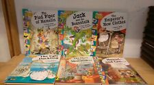 Hopscotch Fairy Tales: collection of 17 books: Reading Scheme