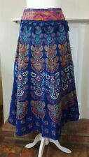 Unbranded Ethnic/Peasant Vintage Skirts for Women