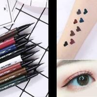 Flüssiger Eyeliner Pen Pencil Wasserdichter Eyeliner Makeup Beauty Longlas N2E8