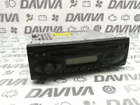 2003 Land Rover AM FM Radio CD Player Head Unit 6500 CD Europe 2CFF-18C838-A