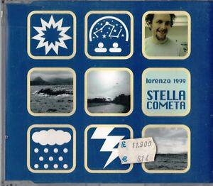 CD JOVANNOTTI LORENZO 1999 STELLA COMETA SINGOLO NUOVO