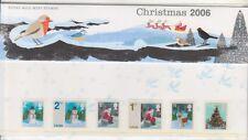 GB 2006 CHRISTMAS PRESENTATION PACK No. 389 SG 2678-2683 MINT STAMP SET