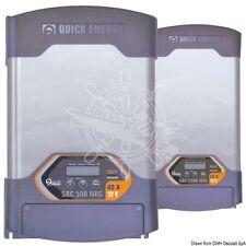 Quick SBC ADVANCED Battery Charger 161 / 264V Input 60A 45 / 66 Hz 3 Outputs