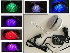 Underwater 7 Color changing Led light nail salon pedicure massage spa chair tub