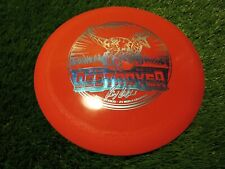 new Destroyer Star 168 red Raptor Ricky distance driver Innova disc golf