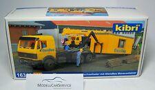 Camion MB LP de Conteneur Gleisbau -ho-1/87-kibri 16310
