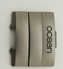 Titanium Iwc Porsche Design Ocean 2000 3 links for  Geo II Version