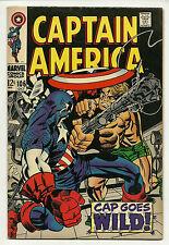 Captain America 1968 #106 Fine/Very Fine