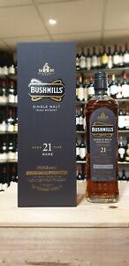 bushmills 21 ans d'âge