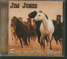 JIM JONES Race With The Wind  USA CD SEALED COUNTRY ##