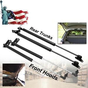 4X Vehicle Front Bonnet+Tailgate Gas Struts For Lexus RX300 Base Sport 1999-2003