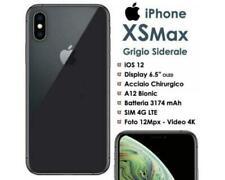 Apple iPhone XS MAX 256GB Nero Black LTE Ex Demo
