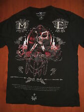 Awesome Marc Ecko T-Shirt, V-Neck, very unique, size Adult Small S