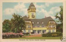 WINNIPEG MB Assiniboine Park Pavilion