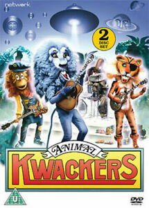 Animal Kwackers: The Complete Series Dvd Brand New & Factory Sealed (1975)