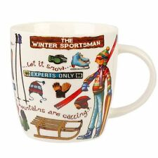Queens AT YOUR LEISURE MUG WINTER SPORTSMAN 390ml