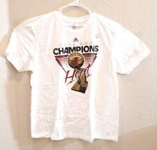 Adidas Miami Heat 2012 NBA Champions T-shirt. Size 3XL.