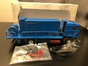 LBS #4902 Surber Renault Generator Truck - Scale 1:43 - Die Cast Model Boxed!!
