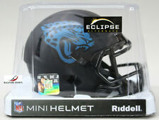 JACKSONVILLE JAGUARS - Black Eclipse Riddell Speed Mini Helmet