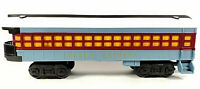 Lionel POLAR EXPRESS Ready To Play Observation Car Train RTP New Add On 7-11803