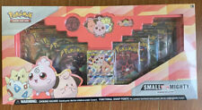1x Small But Mighty Box Premium Collection Pokemon Cards Packs NEW RELEASE