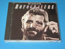 Ringo Starr / Ringo's Rotogravure (US, Atlantic 7 82417-2) - CD