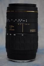 Quantaray 70-300mm LDO Minolta AF