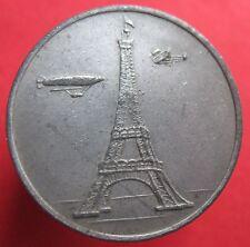 Old France - Eifel Tower visit souvenir de mon ascension - Zn - more on ebay.pl