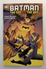 BATMAN THE CAT AND THE BAT TPB SOFT COVER 1ST PRINT DC NM