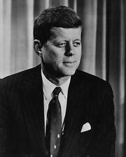 35th President JOHN F KENNEDY JFK Glossy 8x10 Photo Historical Print Poster