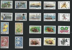G629 Montserrat / A Small Collection Early & Modern Umm & Lhm