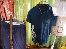 lot=homme 3piéces ,pantalon, polo et short T38/40