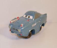 """2010 Finn McMissile 5"""" Geo Trax Plastic 1965 Astin Martin DB5 Disney Pixar Cars"""