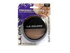 L.A Colors Pressed Powder - Tan - Brand New Make Up Foundation (LA Colours)