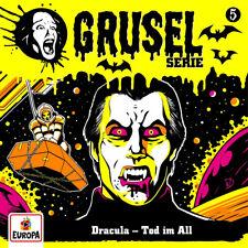 Gruselserie - Folge 5: Dracula-Tod im All (LP)