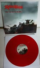 Rebellion And The Battle Begins Red Vinyl LP Record new