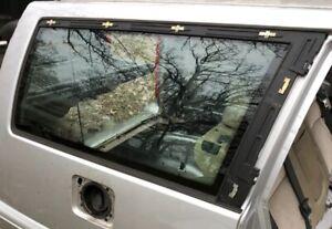 Passenger RIght Rear Quarter Glass Window Volvo V70 XC70 V70R + Antenna E11 Tint