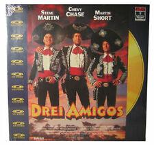Laserdisc (LD) - Drei Amigos - Columbia Pictures NEU
