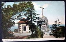 Portugal~1900's Bussaco Capelle e Cruz de Caifaz