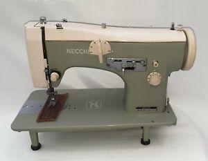 NECCHI LELIA 513 Semi Industrial Sewing Machine.+ Extras, Excellent Condition