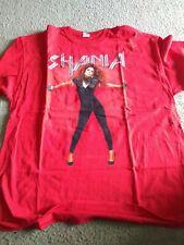 New Shania Twain tour shirt rock this country tour Shania Twain size xxl