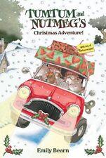 Tumtum & Nutmeg's Christmas Adventure (Tumtum and Nutmeg),Emily Bearn