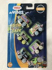 Fisher Price Thomas & Friends 5 Pack Glow in the Dark Minis Trains FVJ71 Charlie
