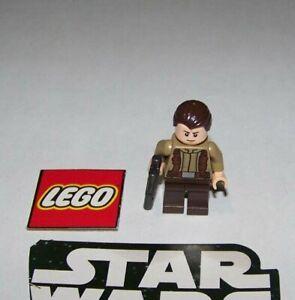 LEGO STAR WARS #75103 - RESISTANCE SOLDIER - W/BLASTER -  Mini Figure BRAND NEW!