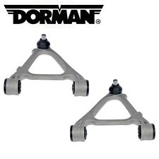 For Mazda RX-7 Pair Set of 2 Front Upper Control Arms & Ball Joints Dorman