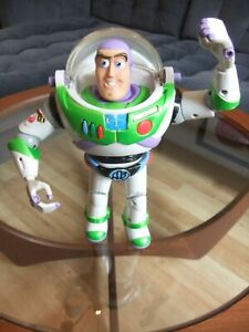 Toy Story Hasbro 2001 Buzz Lightyear Utility Belt Rare FULLY WORKING! Woody