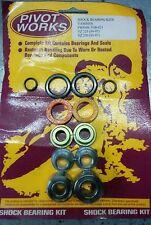 Pivot works Yamaha Shock bearing kit YZ125 YZ250 94-97