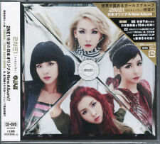 2NE1-CRUSH-JAPAN CD+DVD I98