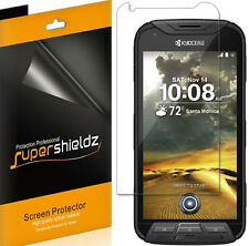 6x Supershieldz HD Clear Screen Protector Saver Shield for Kyocera DuraForce Pro