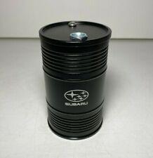 Portable Car Travel Cigarette Cylinder Ashtray Holder Cup - Black Subaru Theme